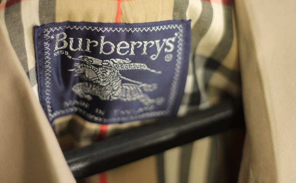 Burberry Burned $32 Million Worth of Products to Protect Its Brand