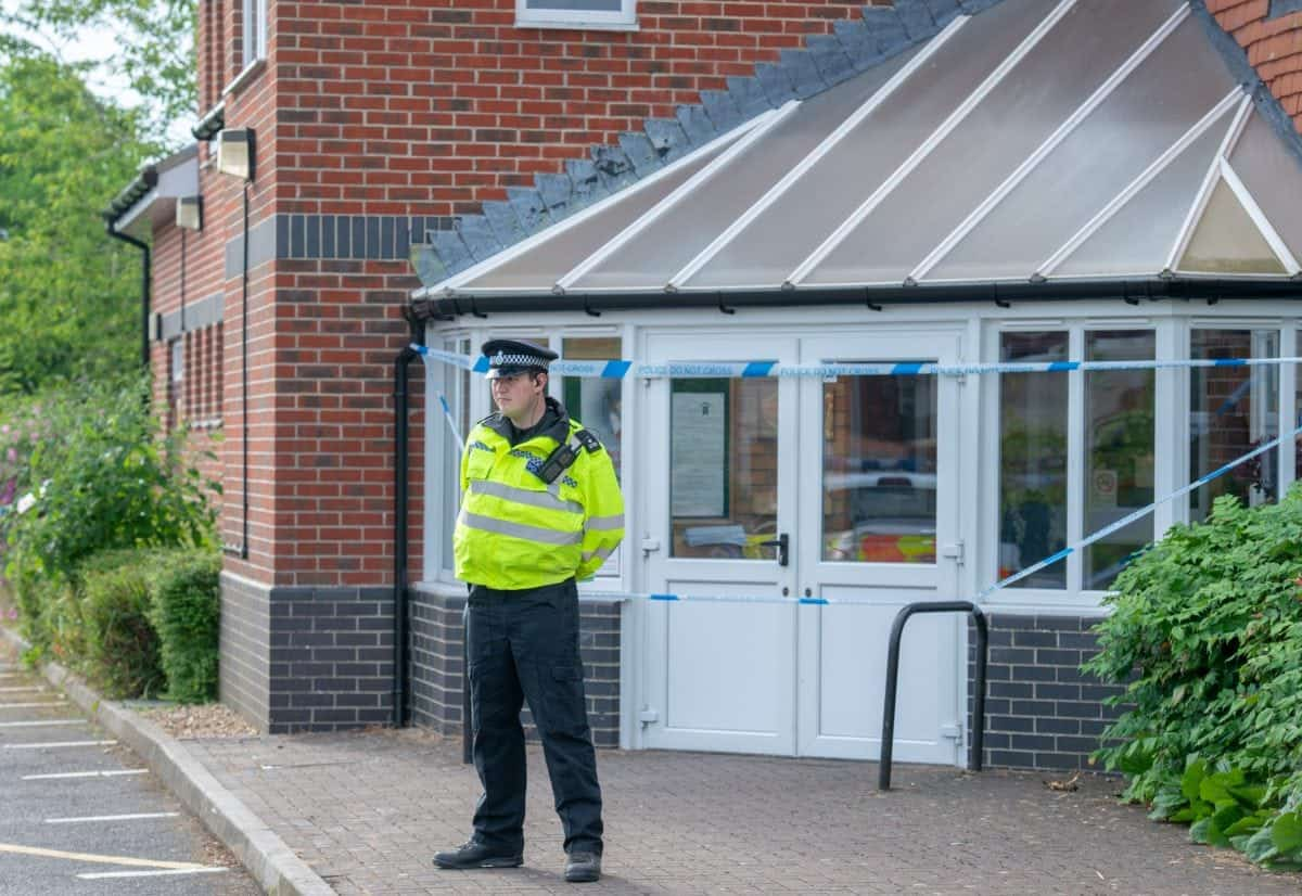 Police keeping open mind after possible poisoning near Salisbury