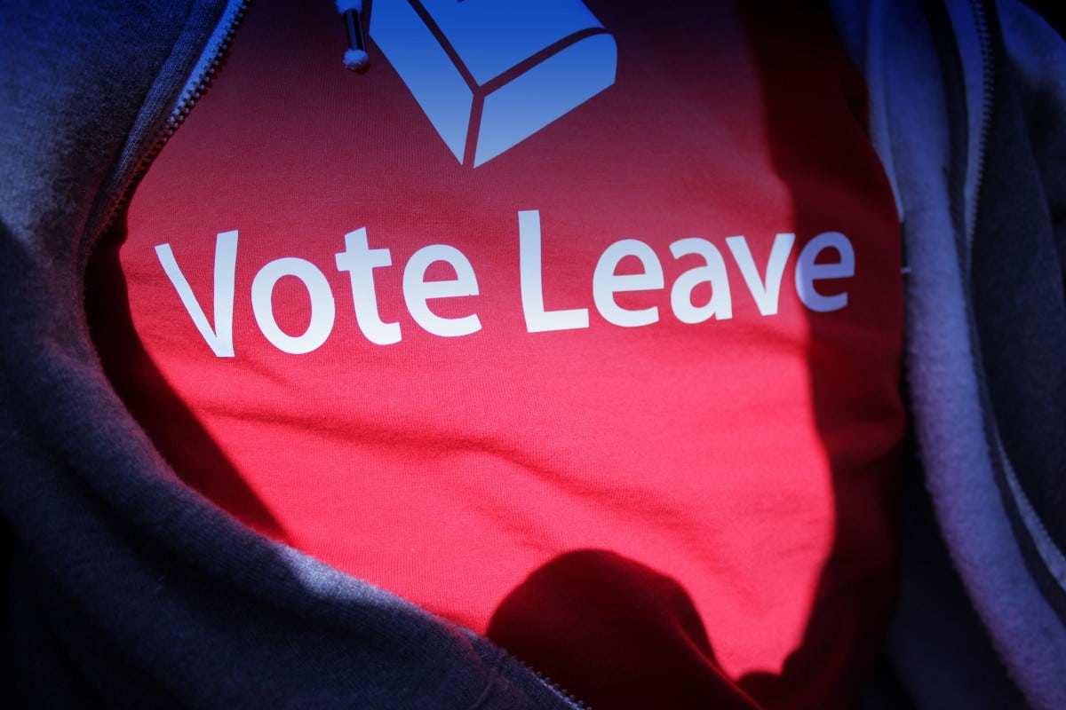 'Discrepancy' in account of Leave campaign funding, says senior MP