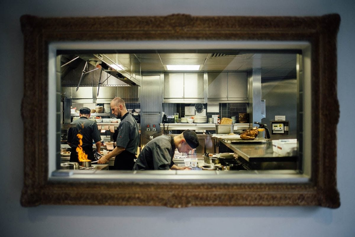 Rocksalt Folkestone - Kitchen Staff
