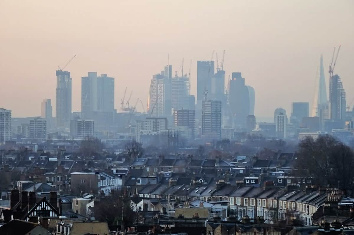 Regular Exposure to low levels of air pollution can cause heart failure