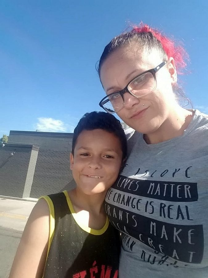 """Leia Pierce, 31, discovered Jamel Myles. See SWNS story NYSUICIDE; A heartbroken mum says her nine-year-old son was driven to suicide after he was bullied for being gay.  Leia Pierce, 31, discovered Jamel Myles dead at their home on Thursday, four days into the new school term. She said that weeks before he started the fourth grade at Shoemaker Elementary School in Denver, Colorado, US, Jamel came out to her as gay.  She thought he was messing around at first but that when she realized he was serious, she told him she loved him. Despite being """"proud"""" of who he was, Jamel told his sister he was being bullied at school and said other pupils had told him to kill himself. Mum-of-three Leia, from Denver, Colorado, said she wants """"justice"""" for her son. She said: """"Four days is all it took at school. I could just imagine what they said to him. """"My son told my oldest daughter the kids at school told him to kill himself. I'm just sad he didn't come to me."""" She added in the interview with local news channel KDVR that when Jamel told her he was gay, she told him she loved him. """"He looked so scared when he told me,"""" she said. """"He was like, 'Mom, I'm gay.' And I thought he was playing, so I looked back because I was driving, and he was all curled up, so scared. """"And I said, 'I still love you."""""""