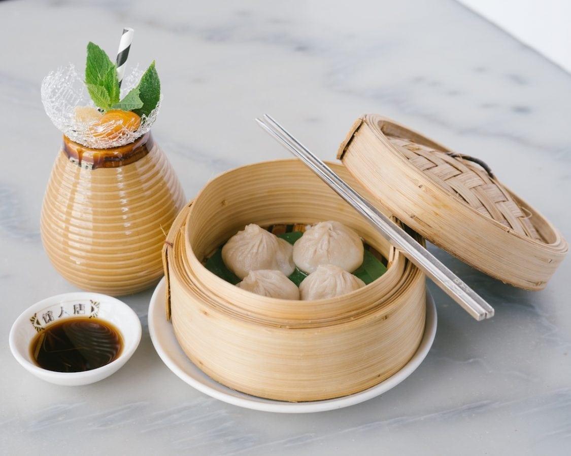 China Tang at The Dorchester Siu Long Bao