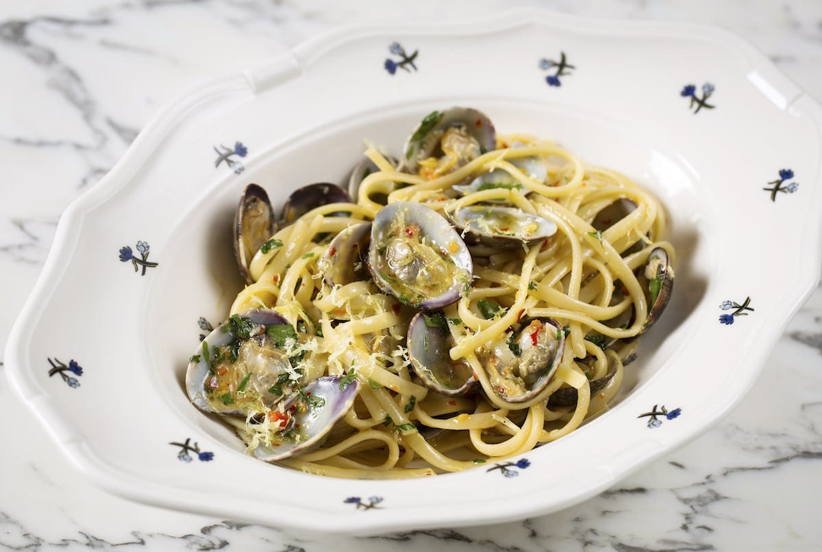 Harry's Dolce Vita - Seafood Spaghetti New Restaurant Openings