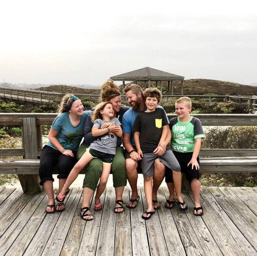 Couple Take Four Kids On 100 000 Mile Trip Swapping House