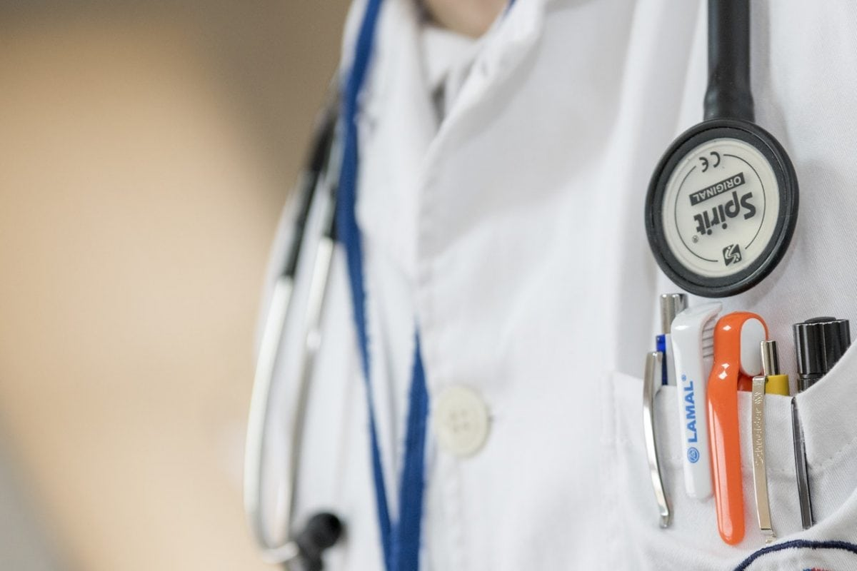 Young doctors' bodies 'age six times faster than normal due to stress of the job'