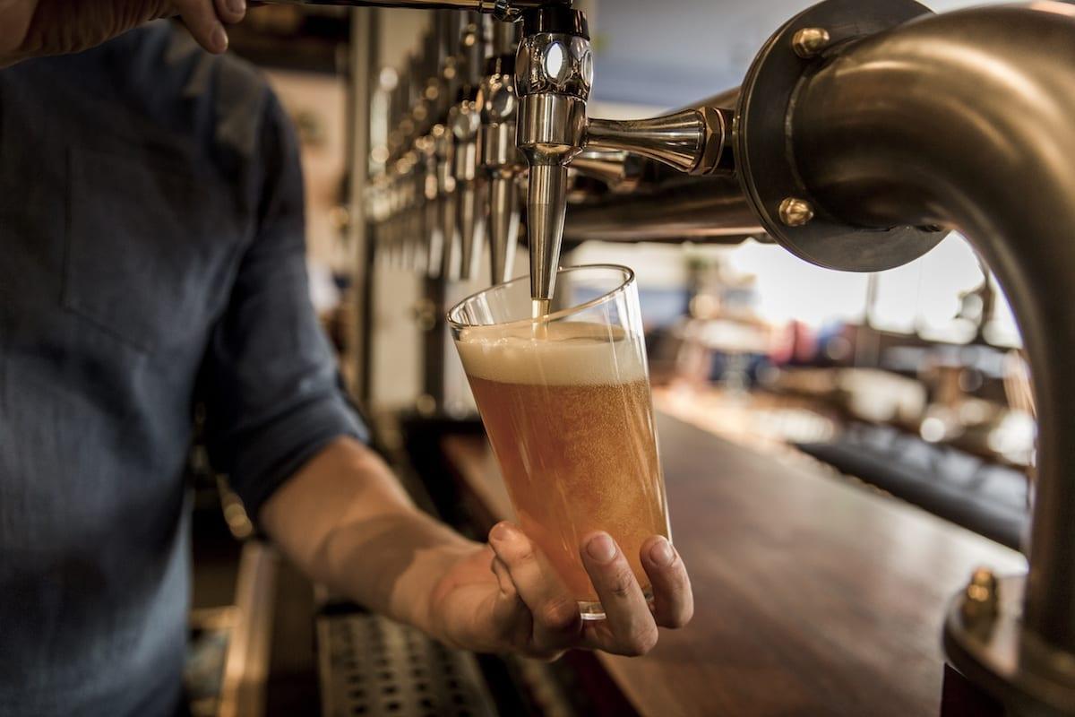 The Belrose Bar   Photo: Charlie McKay