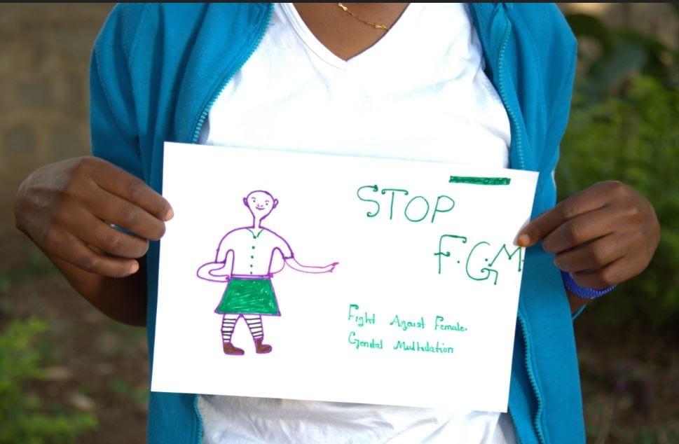 Stop FGM (Female Genital Mutilation)
