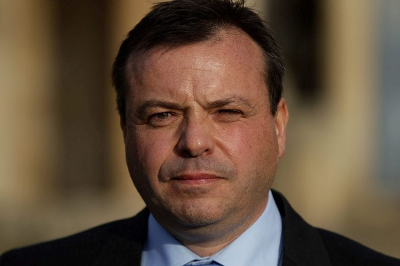 NewsPoliticsTheresa May under pressure over blocking security services probe into Arron Banks Brexit campaign millions Ben Gelblum