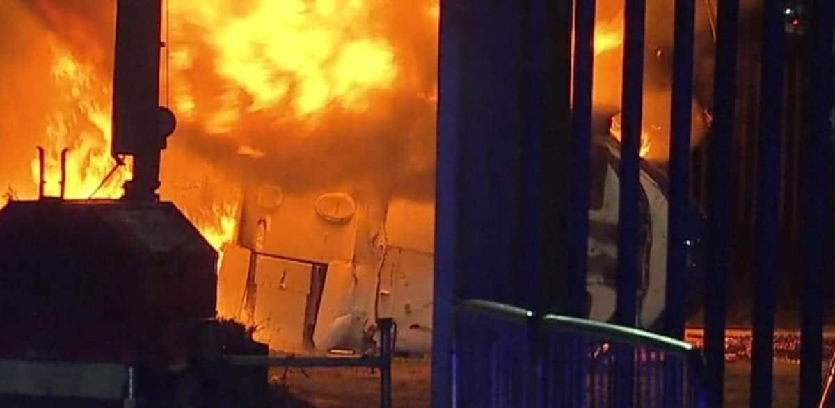Leicester City owner & four others killed in helicopter crash had