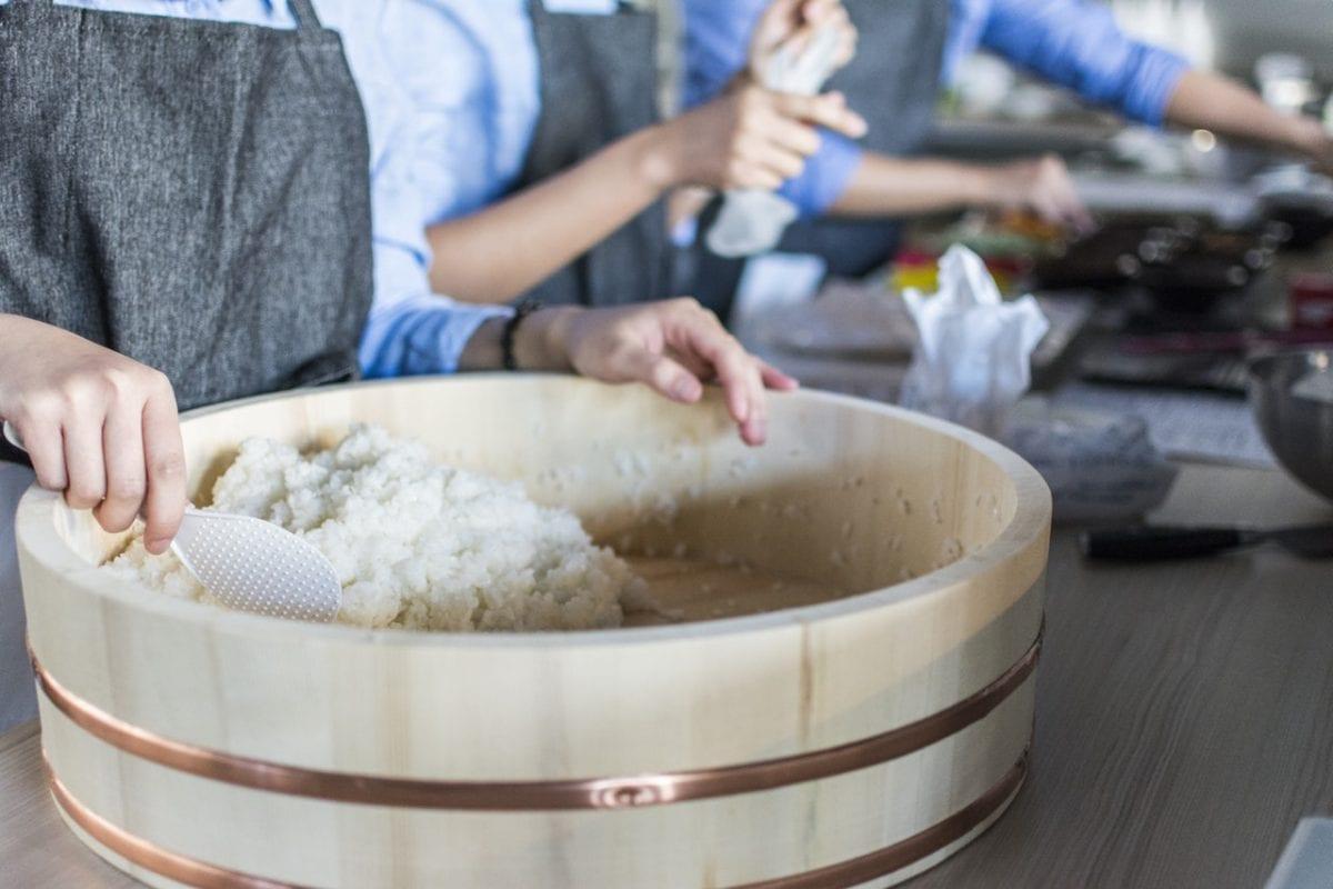 rice sake