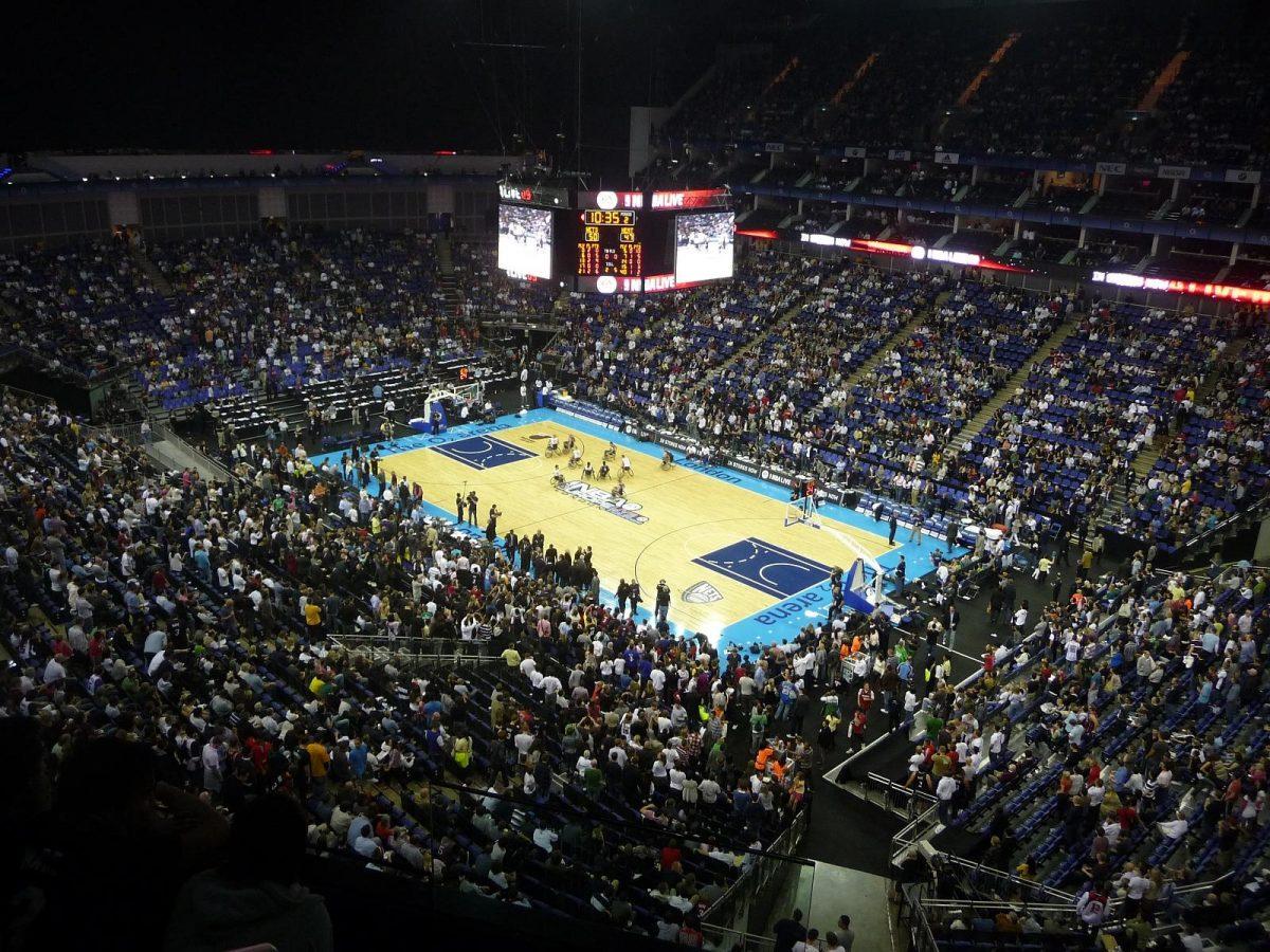 NBA London New York Knicks Washington Wizards | Photo: Pete Simpson www.flickr.com:photos:ikibau:2949502786