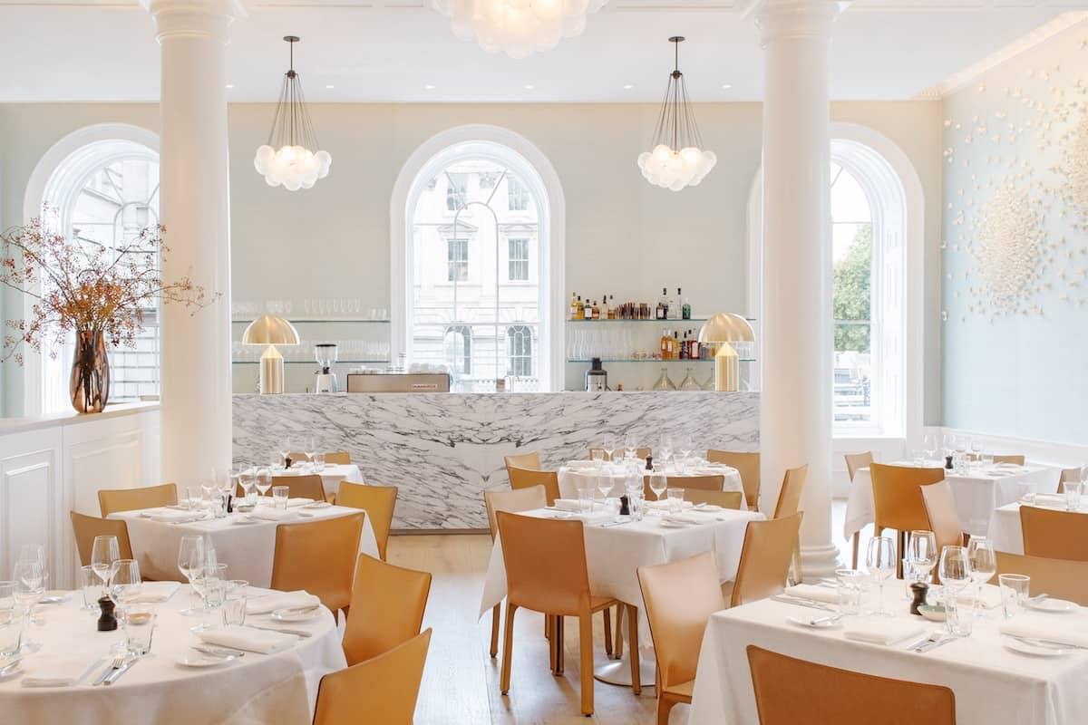 Spring restaurant | Photo: Amber Rowlands