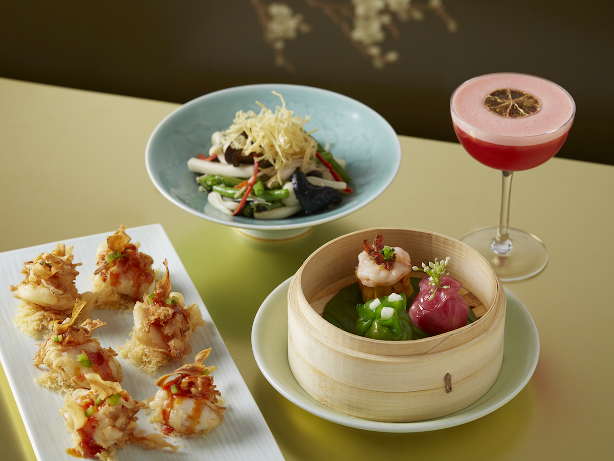 Yauatcha City Chinese New Year Menu