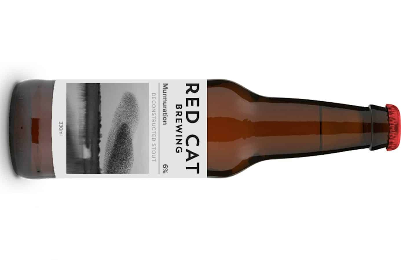 Red Cat Brewing Murmuration Deconstructed Stout