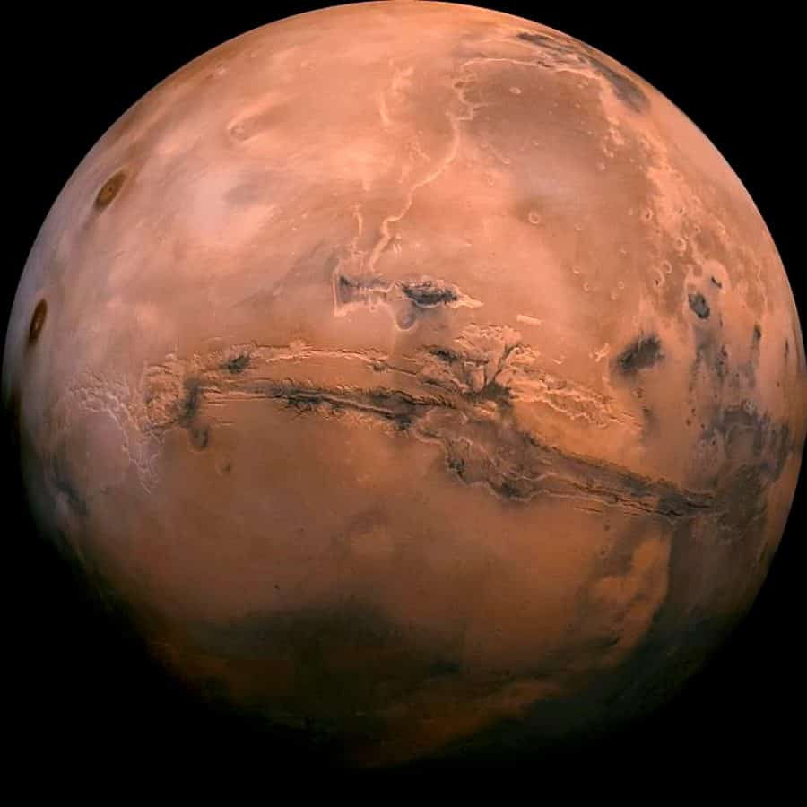 River water persisted on Mars much later than thought