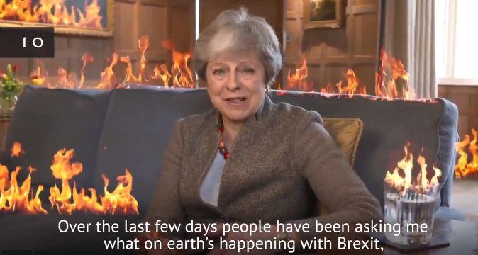 Brexit Theresa may Memes