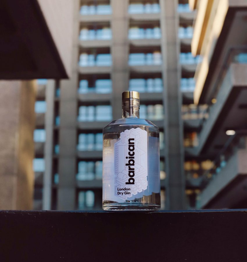 East London Liquor Company Barbican London Dry Gin