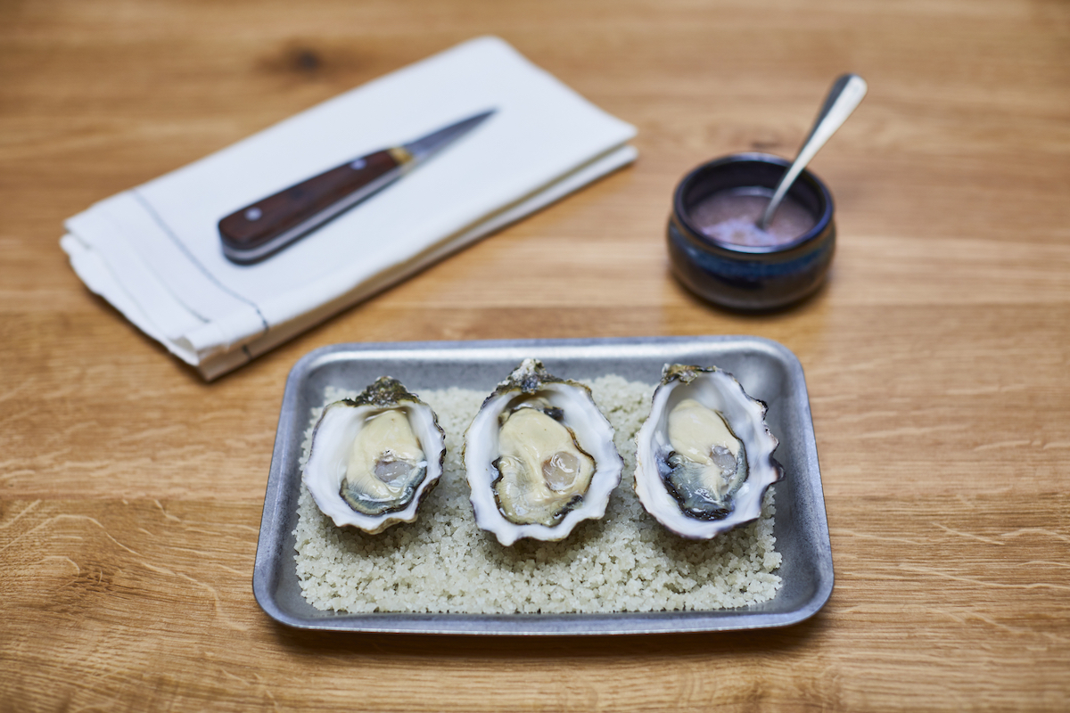 Orasay River Teign Oysters