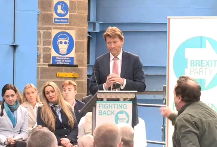 Richard Tice (c) Brexit Party / Twitter
