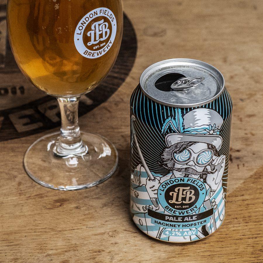 London Fields Brewery Hackney Hopster