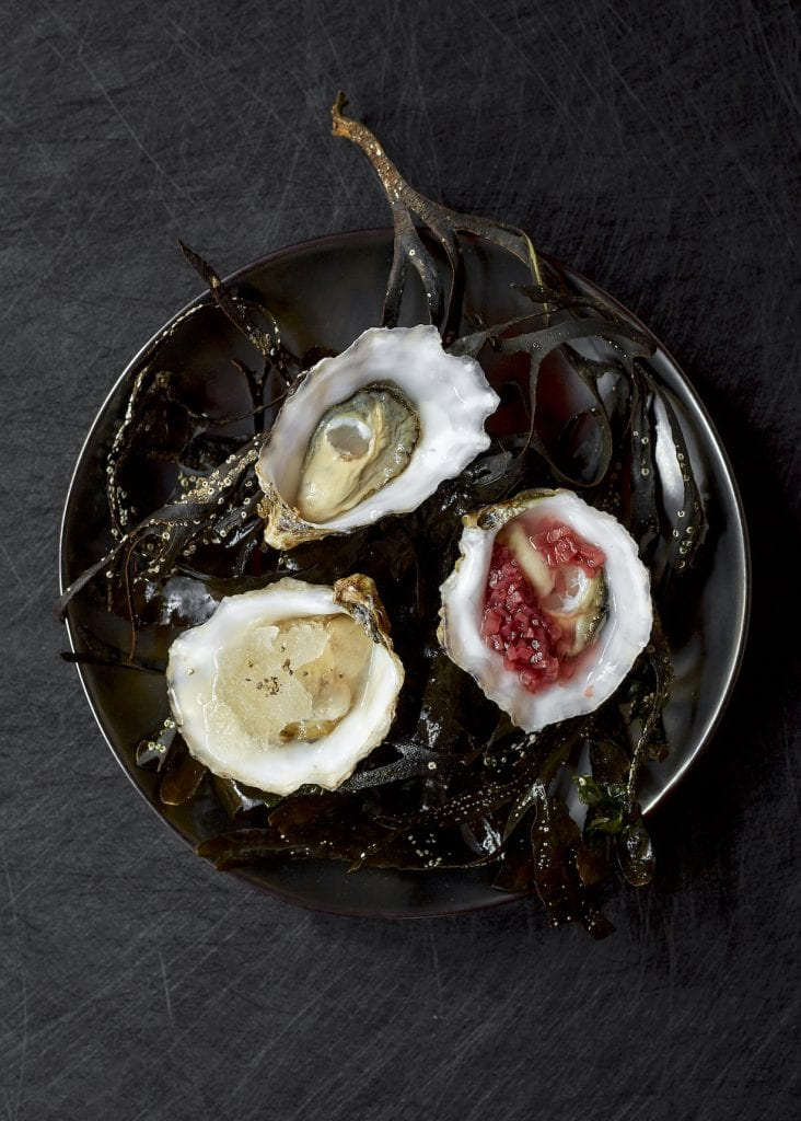 Yopo - Dorset Rock Oysters