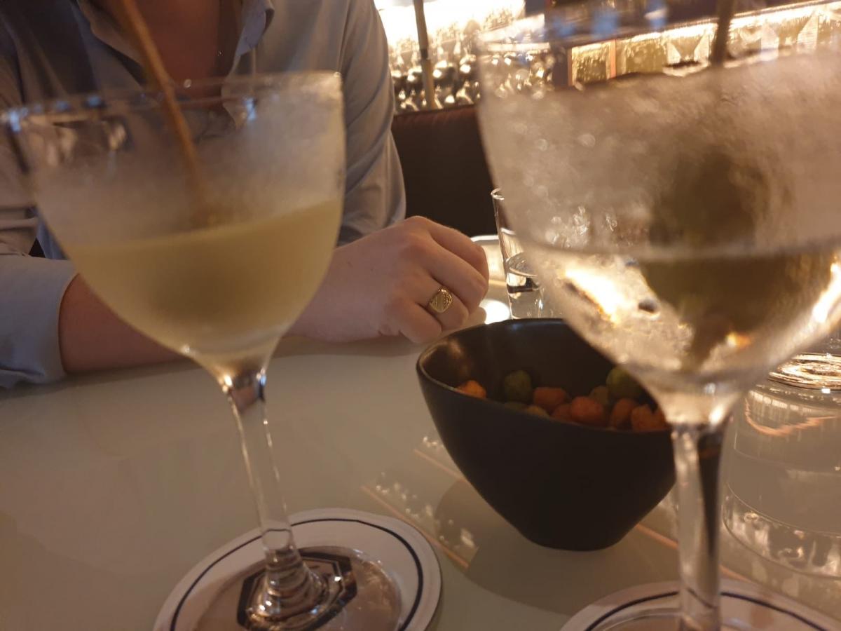 Lucky Cat by Gordon Ramsay martini