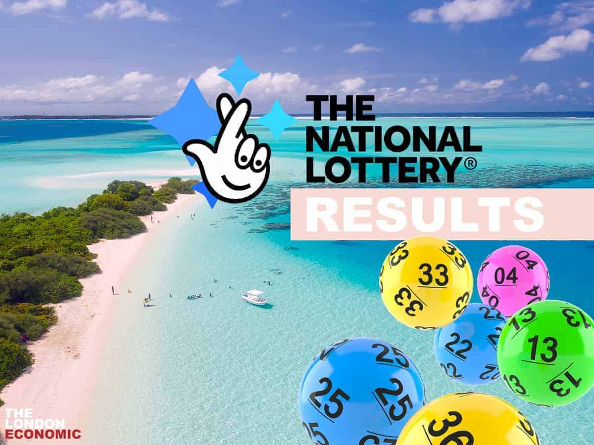 National Lottery Lotto Results Saturday 13th July 2019