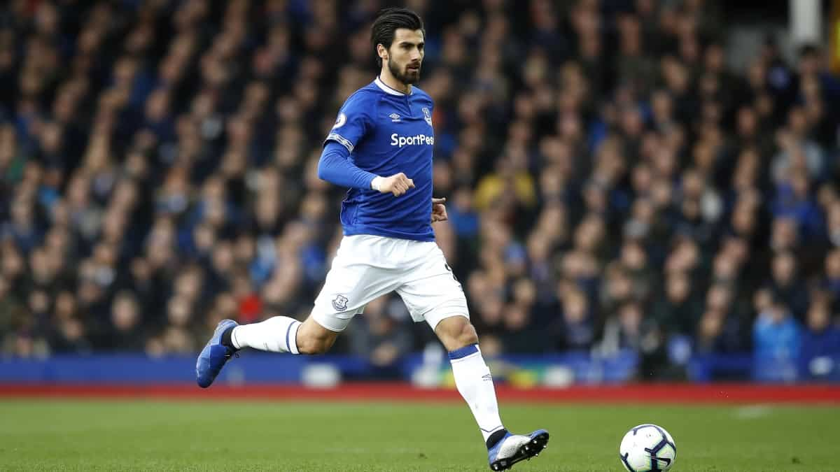 Andre Gomes Comments On West Ham Interest After Everton Switch