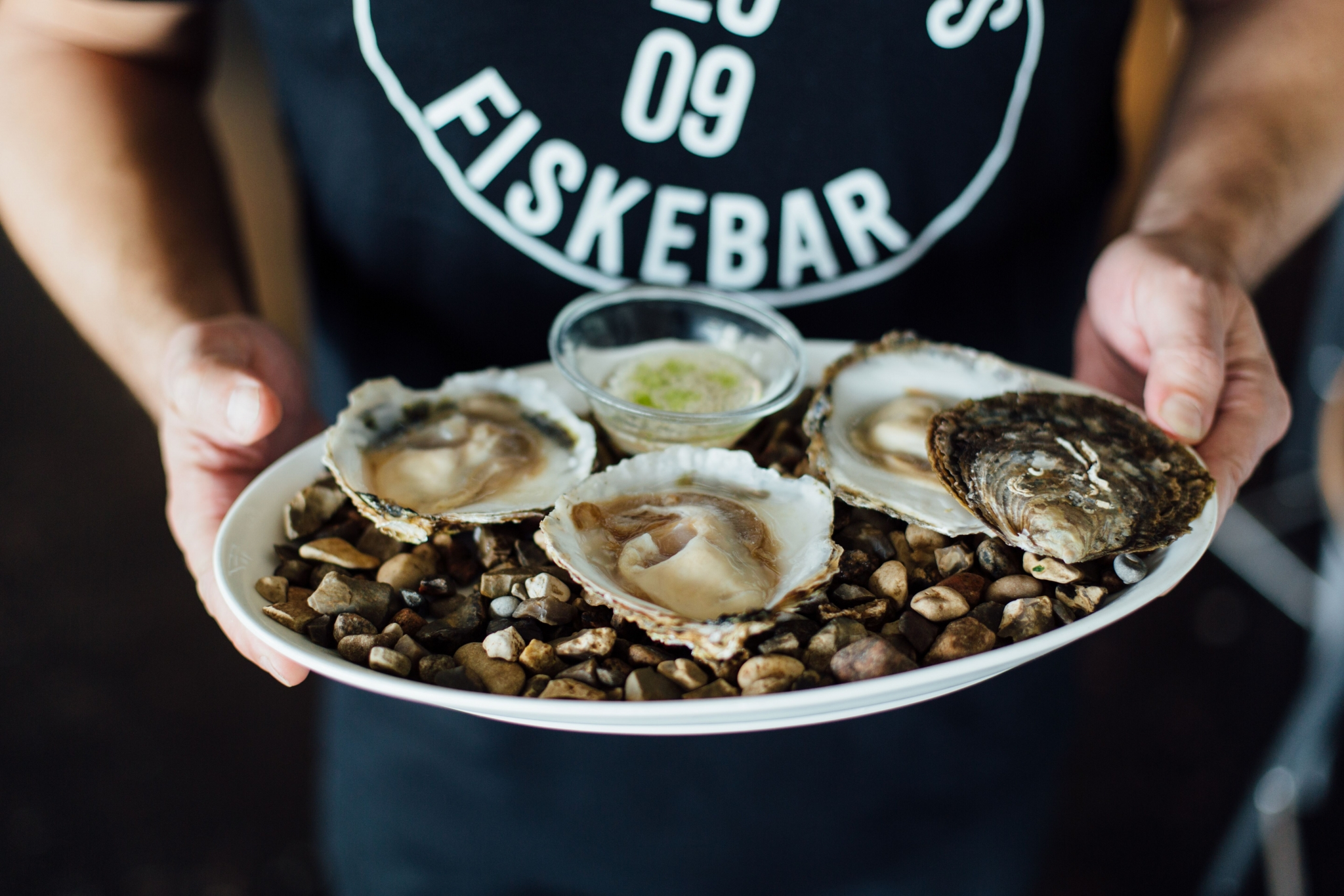 Oysters at Fiskebar, Copenhagen | Photo: Oscar Haumann