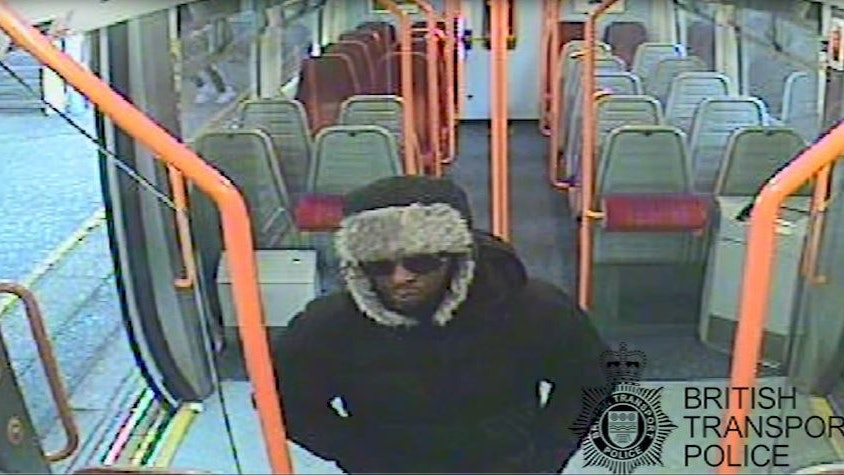 "Darren Pencille, 36, launched an ""unrelenting"" and ""savage"" knife attack on 51-year-old Mr Pomeroy following a heated argument over aisle blocking in front of the victim's 14-year-old son on a Guildford to London train."