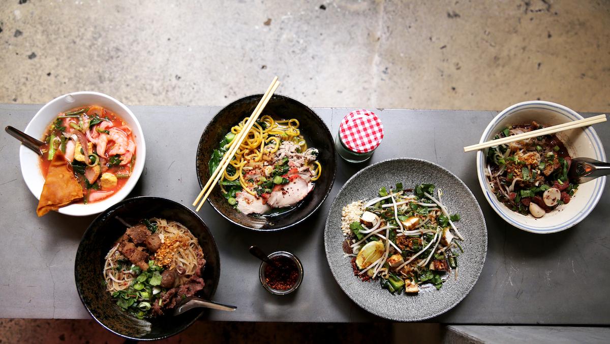 Hoh Sek new restaurant
