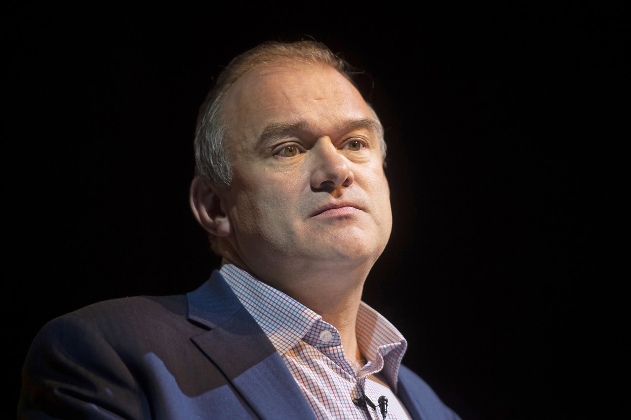 Sir Ed Davey said his prospects have not been damaged by his coalition role (David Mirzoeff/PA)
