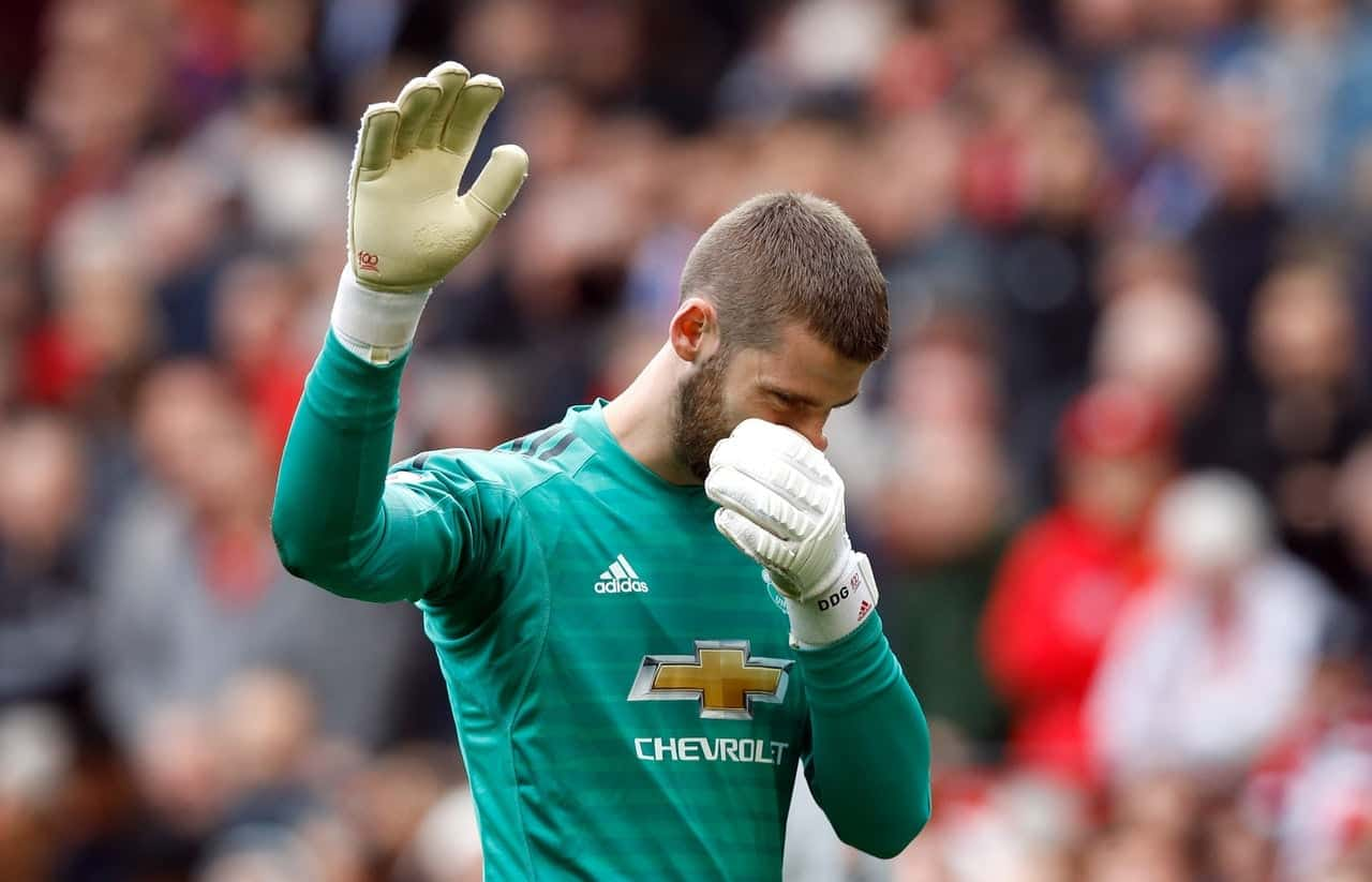 Man Utd make new contract offer to De Gea