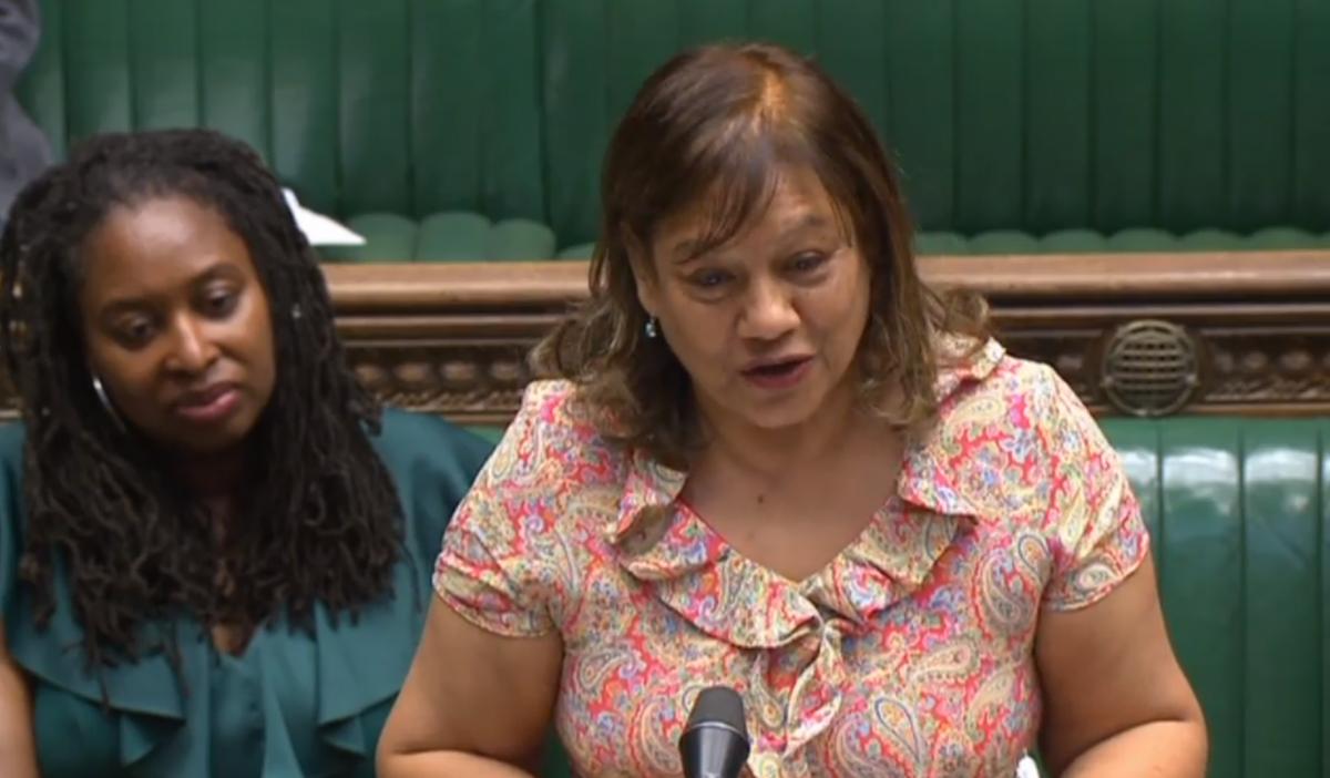 Shadow Commons leader Valerie Vaz
