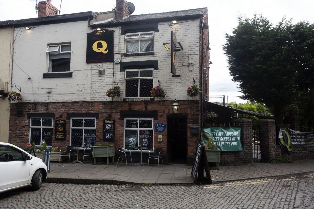 The Q Inn, Staleybridge, Greater Manchester (c) SWNS