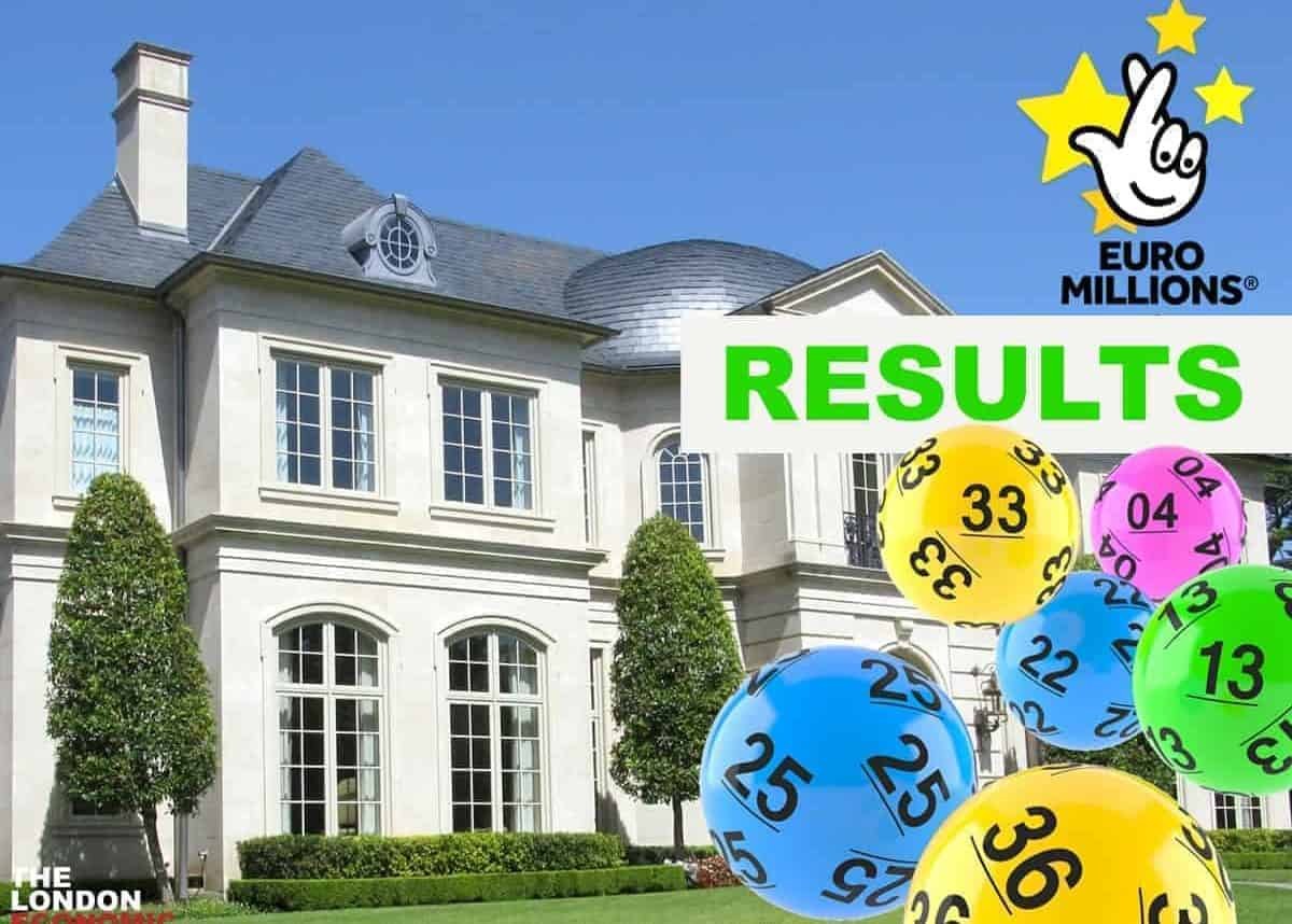 London Lottery Results