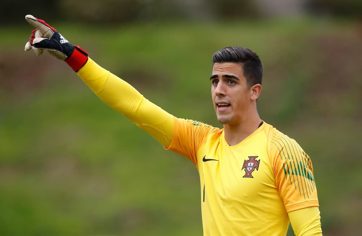 Joel Pereira: Manchester United goalkeeper joins Hearts on loan