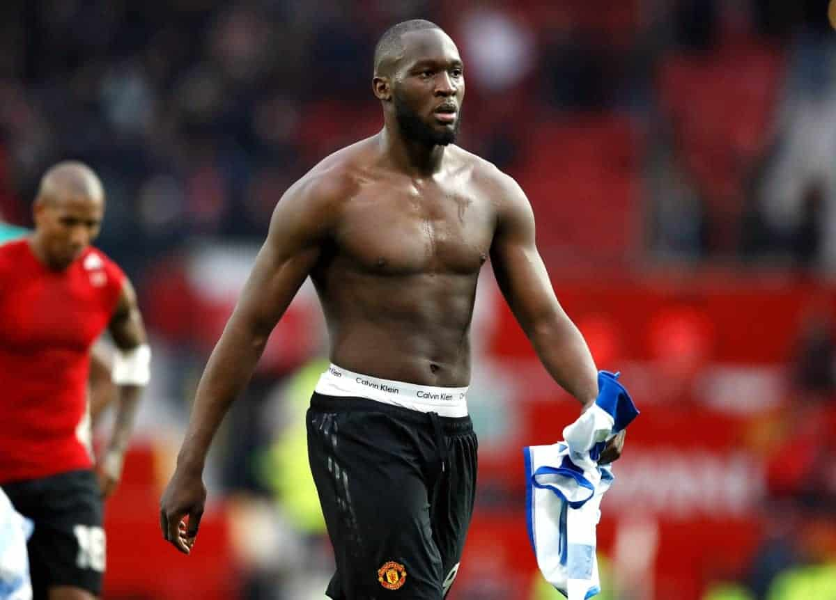 Inter sign forward Romelu Lukaku