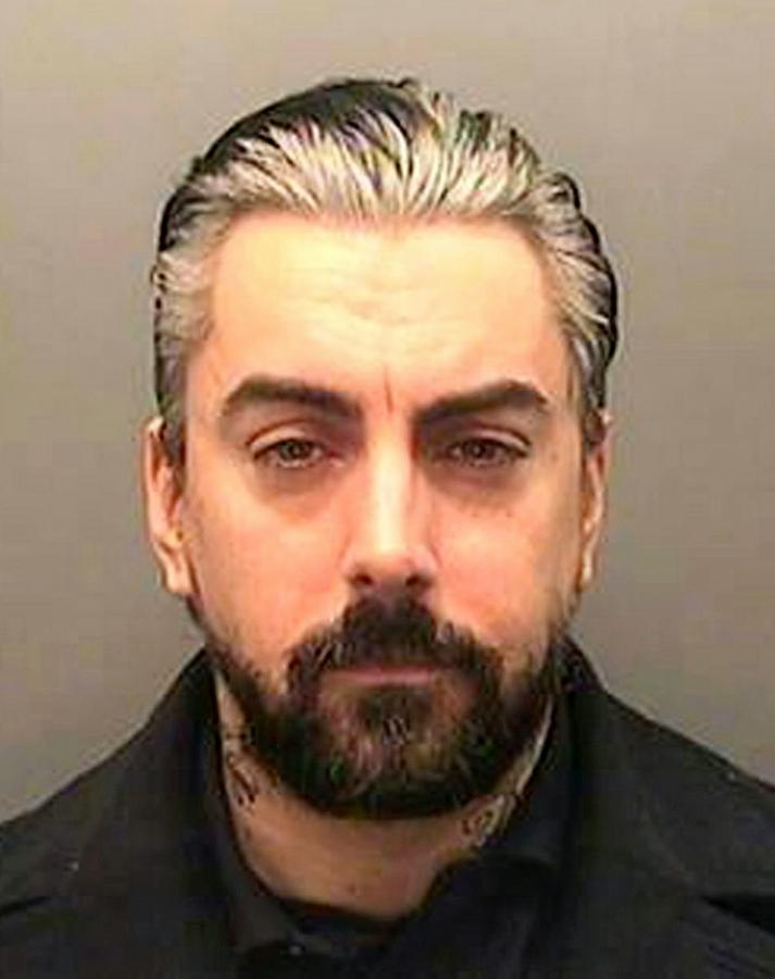 Imprisoned Lostprophets frontman Ian Watkins concealed phone in anus